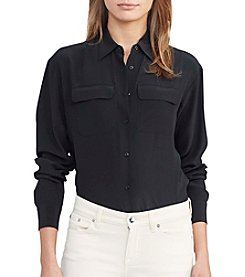 Lauren Ralph Lauren® Utility Button Down