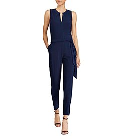 Lauren Ralph Lauren® Stretch Jumpsuit