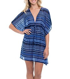 Profile by Gottex® Mesh Tunic Coverup