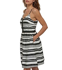Jessica Simpson Striped Dress
