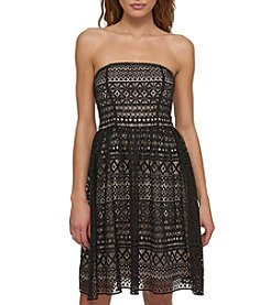Jessica Simpson Lace Dress