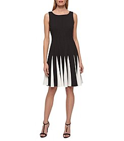 Tommy Hilfiger® Pleated Dress