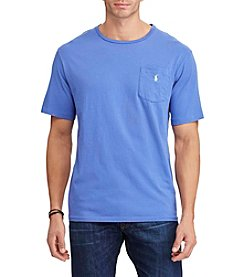 Polo Ralph Lauren® Men's Big & Tall Short Sleeve Crew Neck Tee