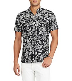 Polo Ralph Lauren® Men's Short Sleeve Floral Button Down Shirt