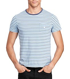 Polo Ralph Lauren® Men's Short Sleeve Striped Tee