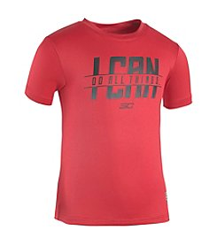 Under Armour® Boys' 4-7 Short Sleeve I Can Do All Things Tee