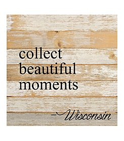 Second Nature by Hand Beautiful Moments Wisconsin Wall Decor