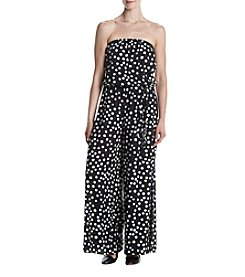 Prelude® Dot Print Jumpsuit
