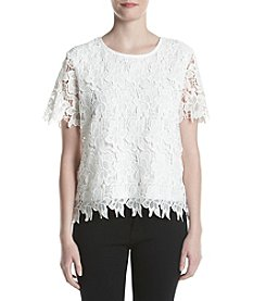 Chelsea & Theodore® Lace Top