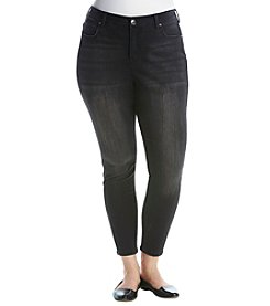Celebrity Pink Plus Size High Rise Ankle Jeans