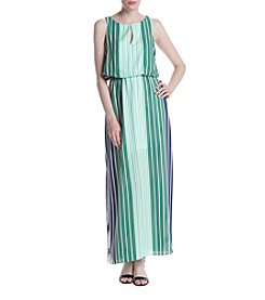 Adrianna Papell® Blouson Maxi Dress