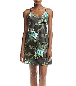 Jones New York® Tropical Print Chemise