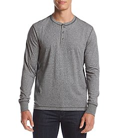Paradise Collection® Long Sleeve Twist Henley Shirt