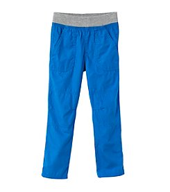 Mix & Match Boys' 2T-8 Pull On Porkchop Pocket Pants