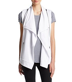 Calvin Klein Performance Zip Shawl Collar Vest