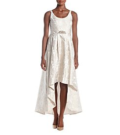 Betsy & Adam® High-Low Brocade Waist Trim