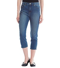 Gloria Vanderbilt® Denim Capris