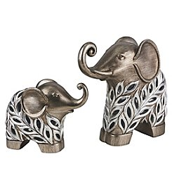 Ore International™ Kiara Decorative Elephants Set