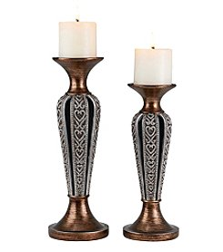 Ore International™ Everly Candleholder Set