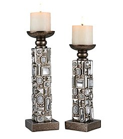 Ore International™ Sierra Candleholder Set