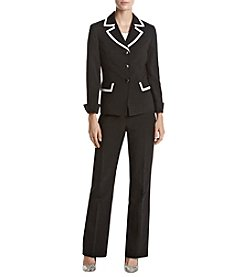 LeSuit® Ayden Three-Button Pantsuit