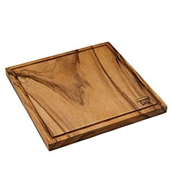 Ironwood Gourmet® Chopping Block with Groove