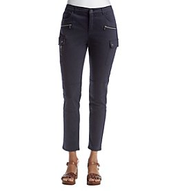 Jones New York® Cargo Skinny Pants