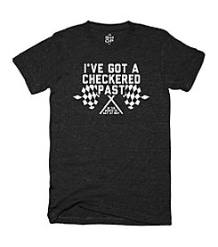 TheShopIndy Men's Checkered Past Tee