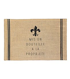 Vinotemp Epicureanist™ Pack of 4 Jute Place Mats