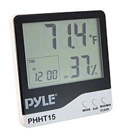 Pyle Pro Indoor Digital Hygro thermometer