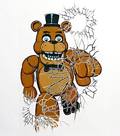 Five Nights at Freddy's™ Window Clings
