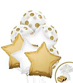Festive Set of 10 Balloons Bouquet Kit