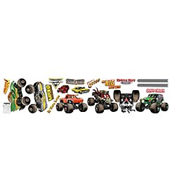 Monster Jam® Small Wall Decal