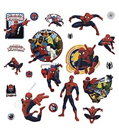 Spider-Man™ Ultimate Team Hero Wall Decals