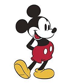 Mickey Mouse® Giant Wall Decal