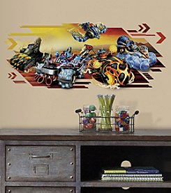Skylanders® Superchargers Giant Wall Graphic