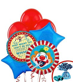 Carnival Games Party Set of 10 Balloons Bouquet Kit