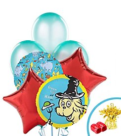 Dr. Seuss Set of 10 Balloons Bouquet Kit