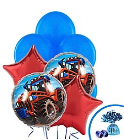 Farm Tractor Balloon Bouquet