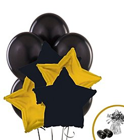 Graduation Party Set of 10 Balloons Bouquet Kit