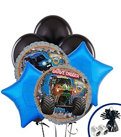 Monster Jam® Balloon Bouquet