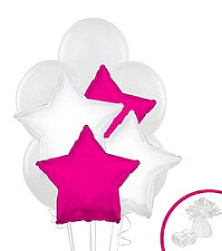 Pink Flamingo Party Balloon Bouquet