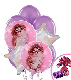 Rachael Hale Glamour Cats Party Balloon Bouquet