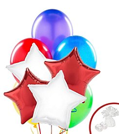 Reindeer Christmas Party Balloon Bouquet