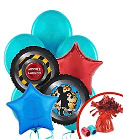 Secret Agent Balloon Bouquet Set