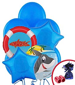 Sharks Balloon Bouquet Set