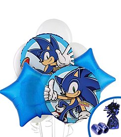 Sonic the Hedgehog™ Party Balloon Bouquet