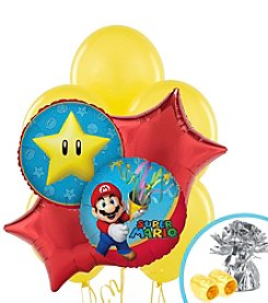 Super Mario® Party Balloon Bouquet Set