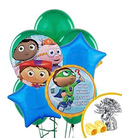 Super Why! Balloon Bouquet Set
