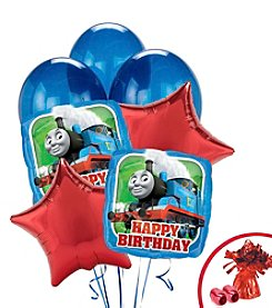 Thomas the Train Happy Birthday Balloon Bouquet